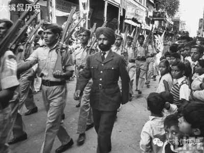 中印战争后颠覆了印度 解放军都快攻入印度首都了