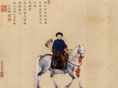 康熙朝康亲王 政治天才康亲王的一生不负虚名