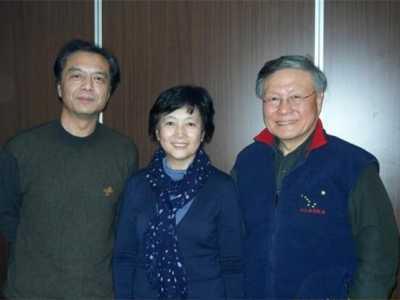 杜宪和薛飞事件 薛飞与杜宪黑衣照片