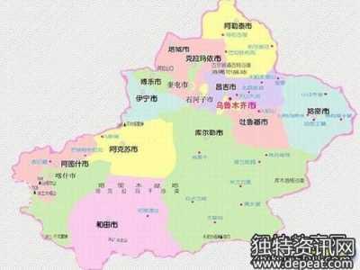 喀什市人口2016 2016-2017年新疆区划调整图
