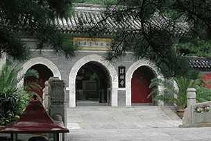 北京潭柘寺的灵异事件 潭柘寺的秘密与联想