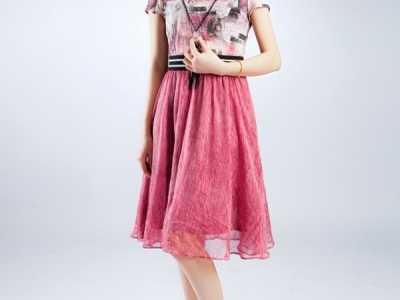 中年女性夏季服装 中年女性夏天穿什么衣服45左右妈妈夏天穿什么裙子