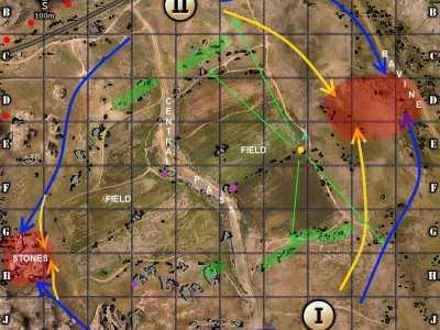 蛮荒之地 全地图战略思路分析之