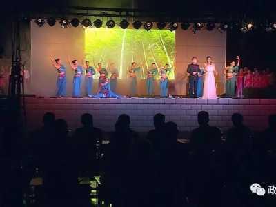 政和县范顺生照片 政和原创歌曲《大美星溪》MV昨晚首映